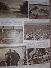 Photo article British museum expedition to Akaba Joran on MY Manihine 1949