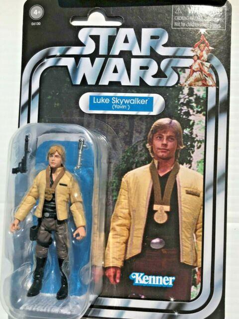 "Luke Skywalker 3.75"" Action Figure Star Wars e6130 VC151"