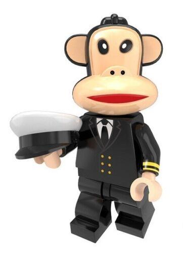 Toy Story 4 Monkey Cartoon Film Building Blocks Children Educational Toys New