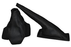 Black Stitch Gear Frein à Main Pour Audi Coupé Gt B2 Quattro Ur 1985-1987 Manuel-afficher Le Titre D'origine Ow5x3zju-07234800-169453300