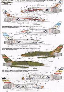 Xtradecal-1-72-F-100D-Super-Sabre-F-100F-super-sabre-72116