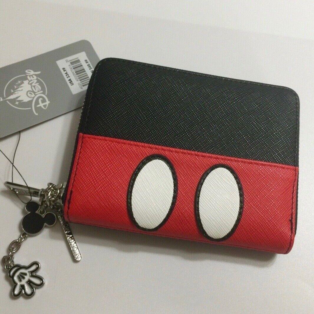 ! nuevo con etiquetas! Loungefly X Disney Mickey Mouse Pantalones Cortos cartera con encantos