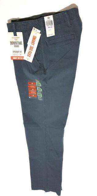 high fashion genuine shoes watch Men's DOCKERS 360 Smart Flex Downtime Khaki Straight Fit Khakis Size 32 X 32