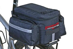 Bushwhacker Cimmaron Bike Pannier Bicycle Rack Cycling Cargo Bag Front Rear Pack