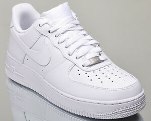 Image is loading Nike-Air-Force-1-07-Low-All-White-
