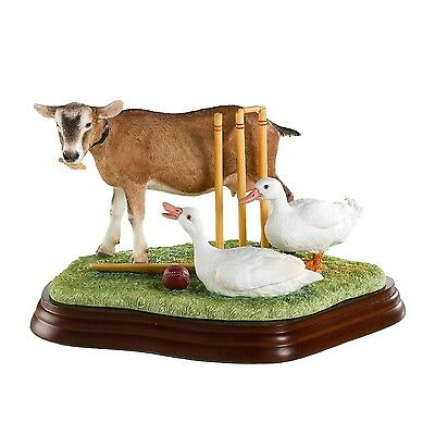 Border Fine Arts James Herriot A8916 Out for a Duck
