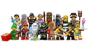 Lego Minifigures serie 11 (71002) - Choose Your Figure - Au choix