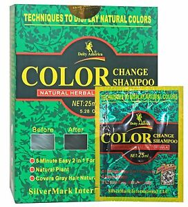 Deity America Color Change Shampoo Black NATURAL HERBAL 528 Oz  EBay