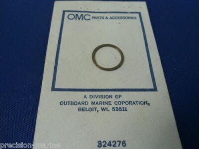 Genuine Evinrude Johnson OMC Trim Retaining Ring #336529 New