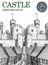 Castle by David Macaulay (1982, Paperback)