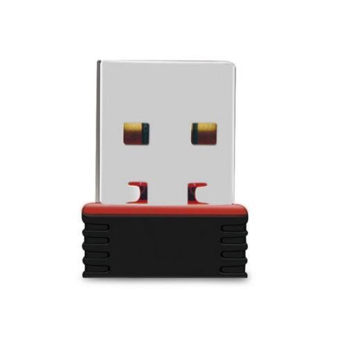 Nano USB Mini 150M Wireless Wifi Network Internet LAN Card Adapter Dongle