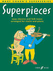Superpieces: (Violin and Piano): Book 2 by Mary Cohen (Paperback, 2005)