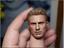 1-6-Captain-America-039-s-Head-Carving-Chris-Evans-Suitable-for-Muscle-figure-body thumbnail 6