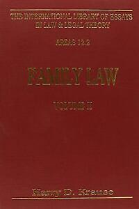 Family law essays