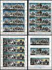HUNGARY 1994-1996. ANIMALS / FESZTY COMPLETE SHEET GARNITURE MNH (**)