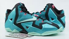 half off eec67 0d71a item 2 NIKE LEBRON XI NEW SIZE 10 SOUTH BEACH SPORT TURQUOISE 616175 330 -NIKE  LEBRON XI NEW SIZE 10 SOUTH BEACH SPORT TURQUOISE 616175 330