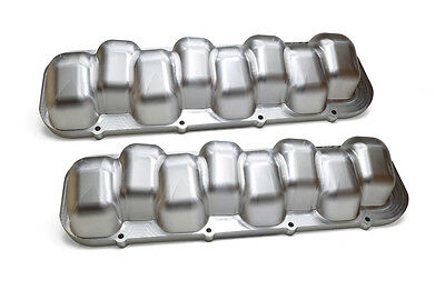 BBC Billet Big Block Chevy Valve Covers (tall valve clearance) T6