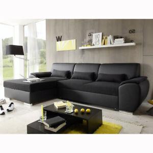 Ecksofa Antara L Sofa Wohnlandschaft 130x210 Recamiere Links Ebay
