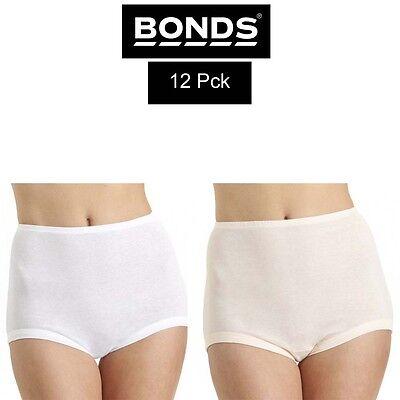 Bonds Cottontails Full Brief W0M5B White