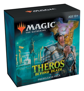 Theros Beyond Death Prerelease Kit x2 with Booster Packs x4 Magic the Gathering