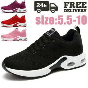 Women-039-s-Air-Cushion-Athletic-Sneakers-Sport-Walking-Breathable-Running-Shoes-Gym