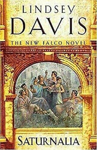 Saturnalia Hardcover Lindsey Davis