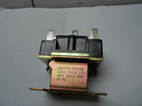 91-130006-13000 ESSEX RELAY WITH 240V COIL    NEW OLD STOCK