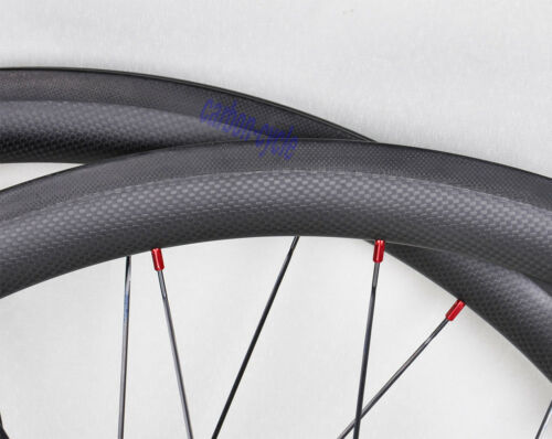 Sapim CX-RAY 38mm Carbon Clincher Front Wheel 700C 38mm 3k matt rim Road Bicycle