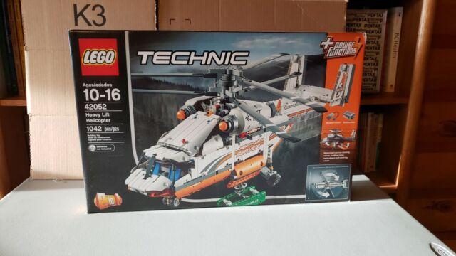 Lego Technic 42052 Heavy Lift Helicopter - New & Sealed