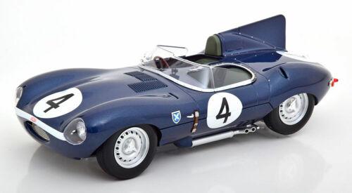 1:18 CMR Jaguar D-Type Short Nose Winner 24h Le Mans
