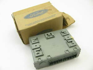 New-Keyless-Entry-Remote-Control-Anti-theft-Lock-Module-OEM-Ford-F87Z-15K602-AA