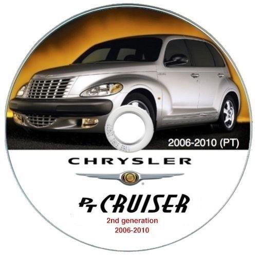 2006-2010 chrysler pt cruiser Werkstatthandbuch repair Manuell