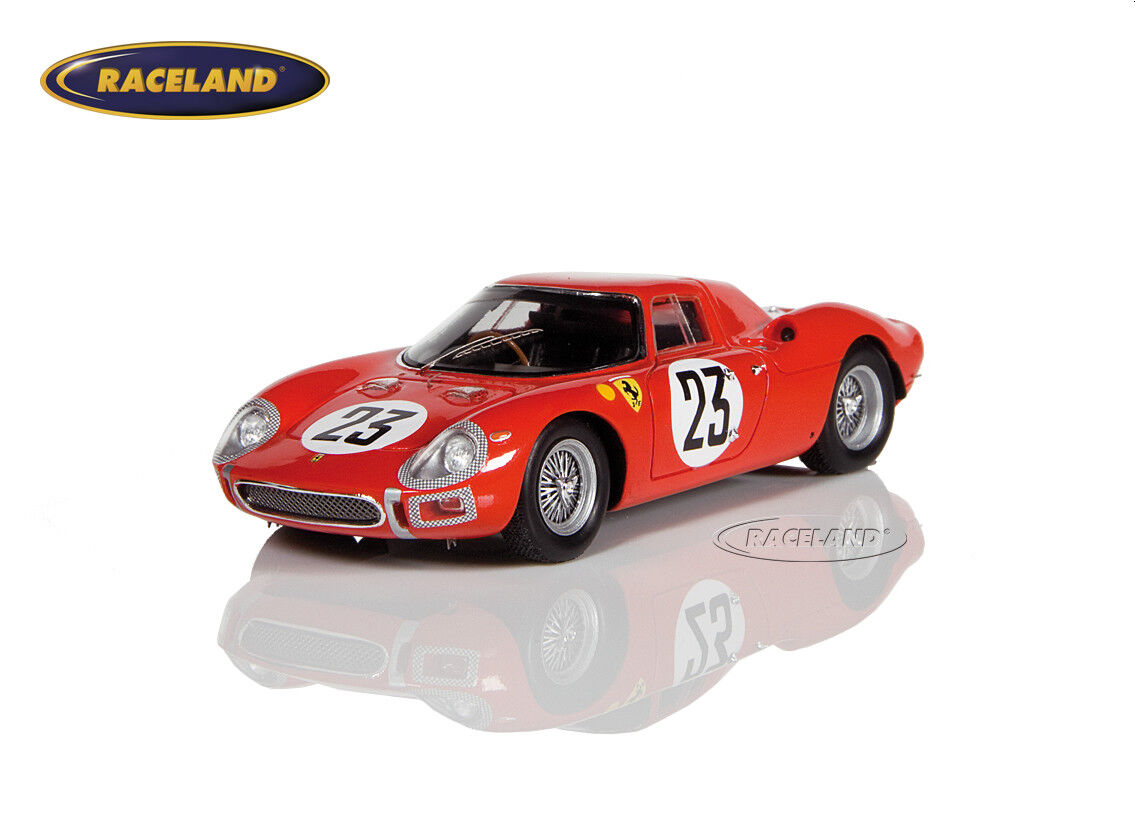 Ferrari 275 LM EQUIPE NATIONALE BELGE Le Mans 1964 Dumay Ophem, Look Smart 1 43