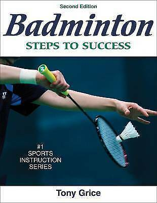 1 of 1 - Badminton: Steps to Success-ExLibrary