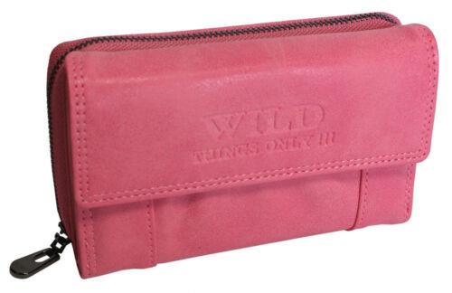 PORTAFOGLIO donna di alta qualità portafoglio portafoglio portafoglio 7 colori//grande