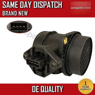 Fiat Bravo Doblo Idea 2001-16 Mass Air Flow Meter MAF Sensor 0281002792 55183650