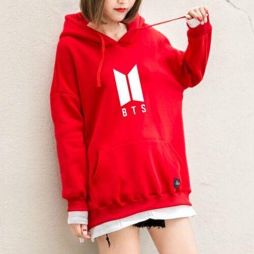 Bangtan Boys Love Yourself Sweatshirt Hoodie Sweater JIMIN V SUGA Lot