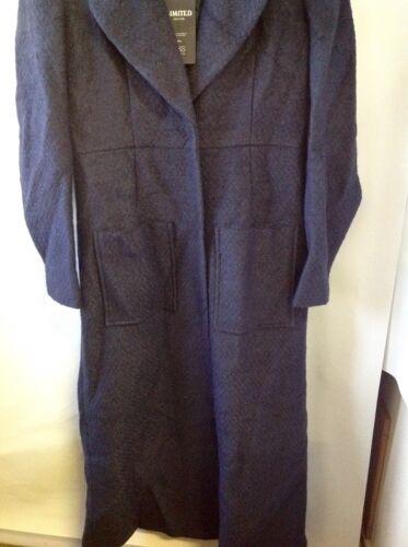 de laine s limitée M mélange édition manteau 8 en Long Taille wqWt14RFc