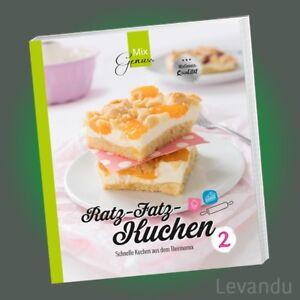 Mixgenuss Ratz Fatz Kuchen 2 Schnelle Kuchen Aus Dem Thermomix