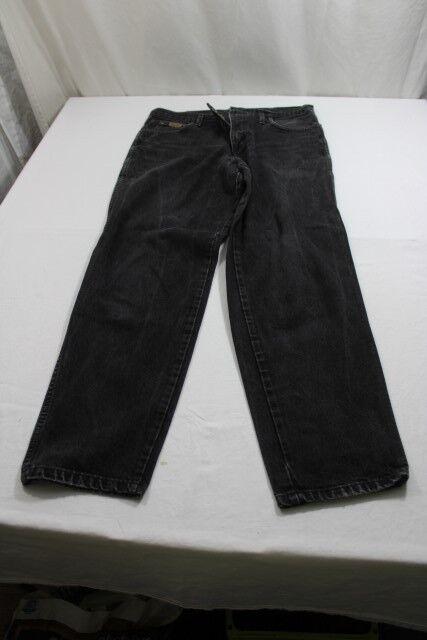 J7645 Wrangler Utah Jeans W36 L34 Schwarz Schwarz Schwarz  Sehr gut | Kompletter Spezifikationsbereich  | Attraktive Mode  | Langfristiger Ruf  | Zuverlässiger Ruf  | Kostengünstig  cb8ea7