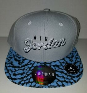 5e84cd026f8932 Image is loading Nike-Air-Jordan-Jumpman-Snapback-Cap-Boys-Youth-