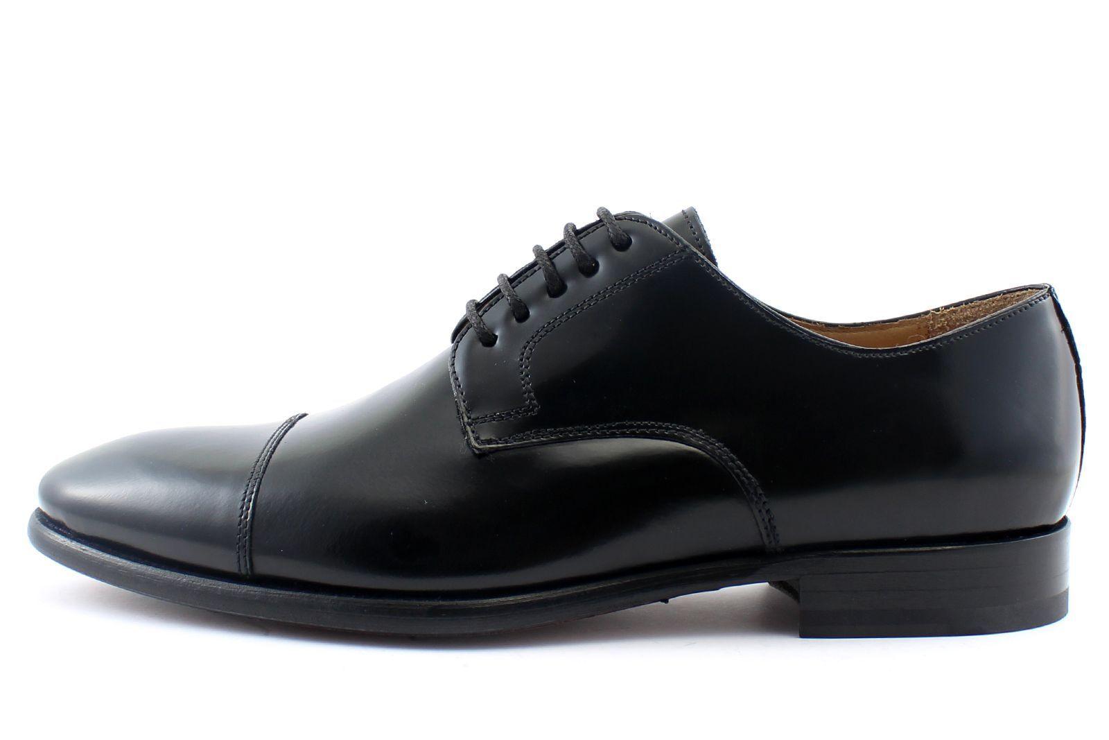 Men shoes leather Italian Giorgio Rea US 7 8 9 10 11 12 dress oxford 07358NE