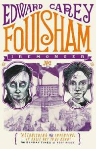 Foulsham-Iremonger-Trilogy-by-Carey-Edward-NEW-Book-FREE-amp-Fast-Delivery