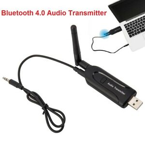 Bluetooth-3-5-A2DP-Stereo-Audio-Adapter-Dongle-Sender-Transmitter-For-TV-Speaker