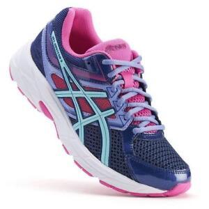 3719173e42 Details about New Asics Women Size 6 athletic shoe Gel-Contend 3 T5F9N 4967  Blue aqua pink