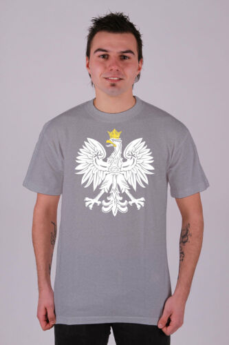 Quaint Point Polen Polska Poland Herren Men/'s T-Shirt Neu New Fußball Football