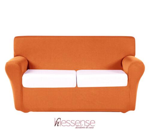 Sofa cover salvadivano Sofa Stretch Brio hessense Basic Solid