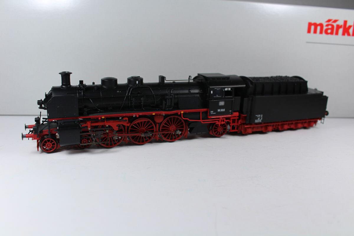 39034 locomotiva BR 18 505 DB EP. III Digital/Audio/MFX, nuovi.