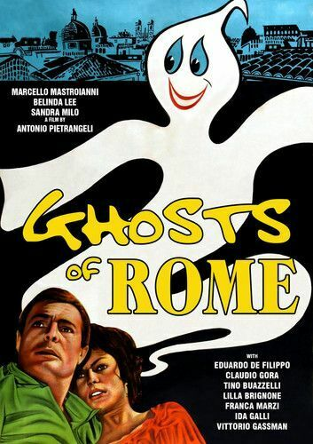 GHOSTS OF ROME NEW DVD