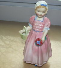 Girl Figurine Royal Doulton Tinkle Bell HN 1677